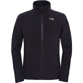 The North Face 100 Glacier Full Zip Jacket Herre tnf black